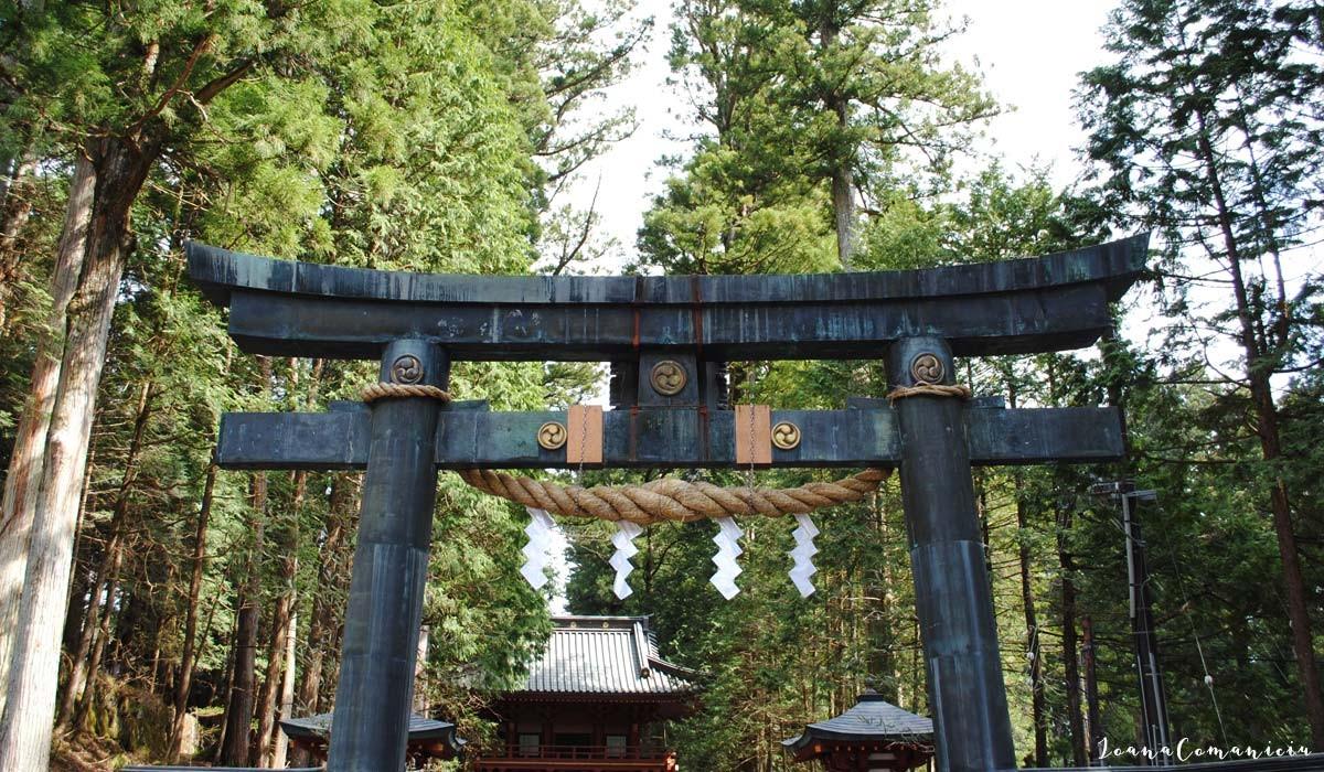 Altarul Futarasan nikko japonia
