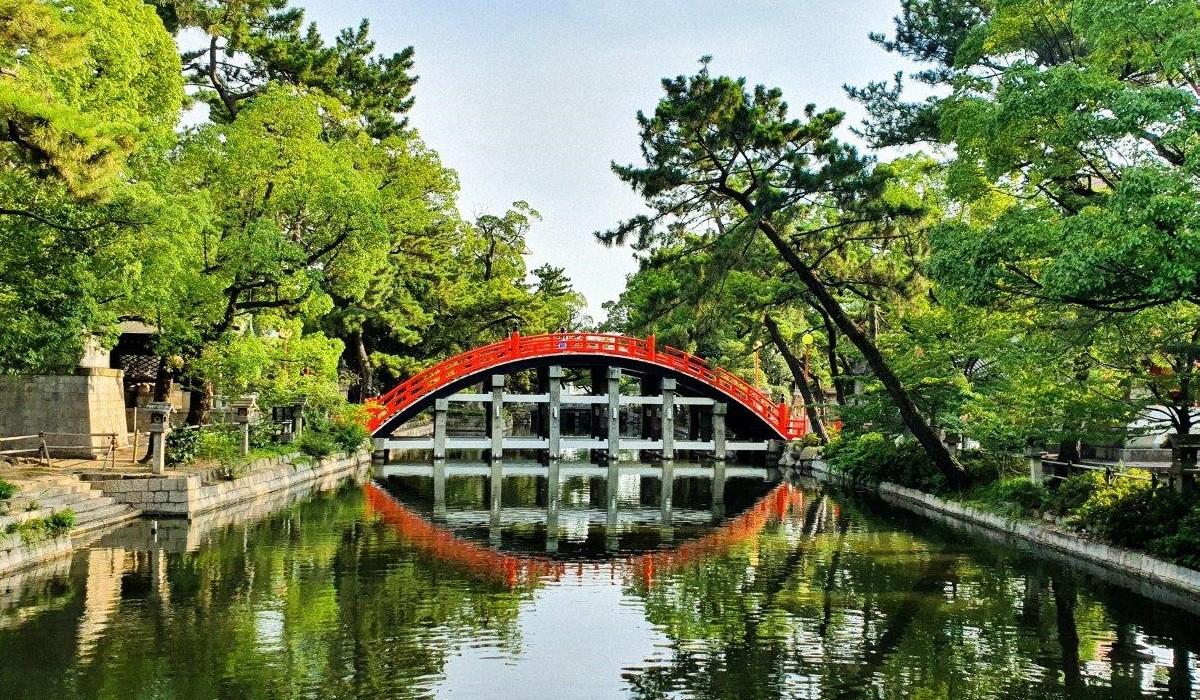 Edouard Percevault Unsplash Sumiyoshi Taisha_Osaka Japonia
