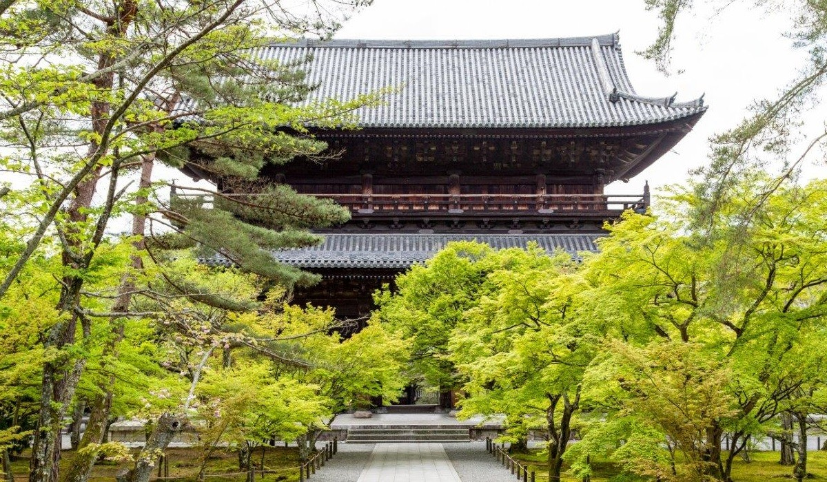 Templul Nanzenji Kyoto Japonia