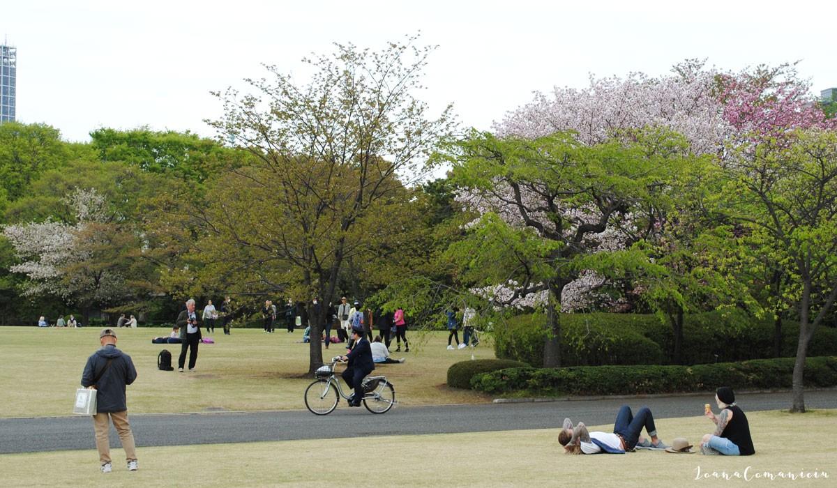 Gradinile de Est ale Palatului Imperial Tokyo