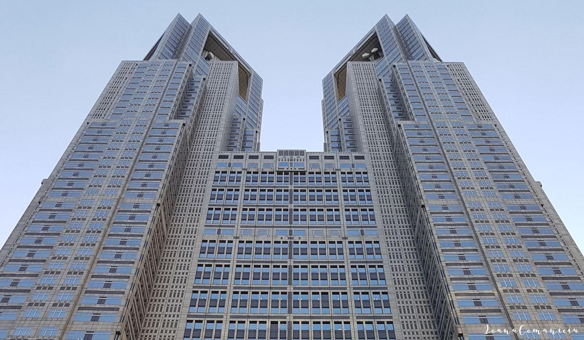 Cladirea Tokyo Metropolitan Government