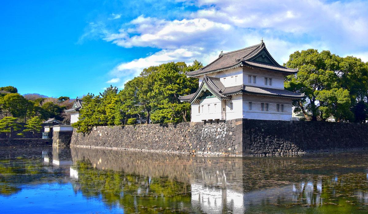 Excursie Japonia Palatul Imperial Tokyo