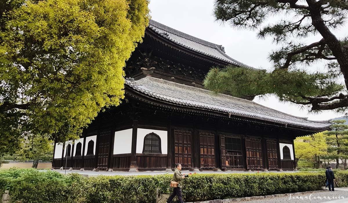 templul kenninji kyoto japonia